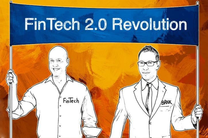 FinTech 2.0 and the C-Word: Collaboration